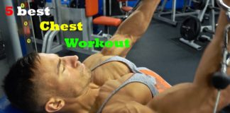 5 Best Chest Exercises For Building Muscle