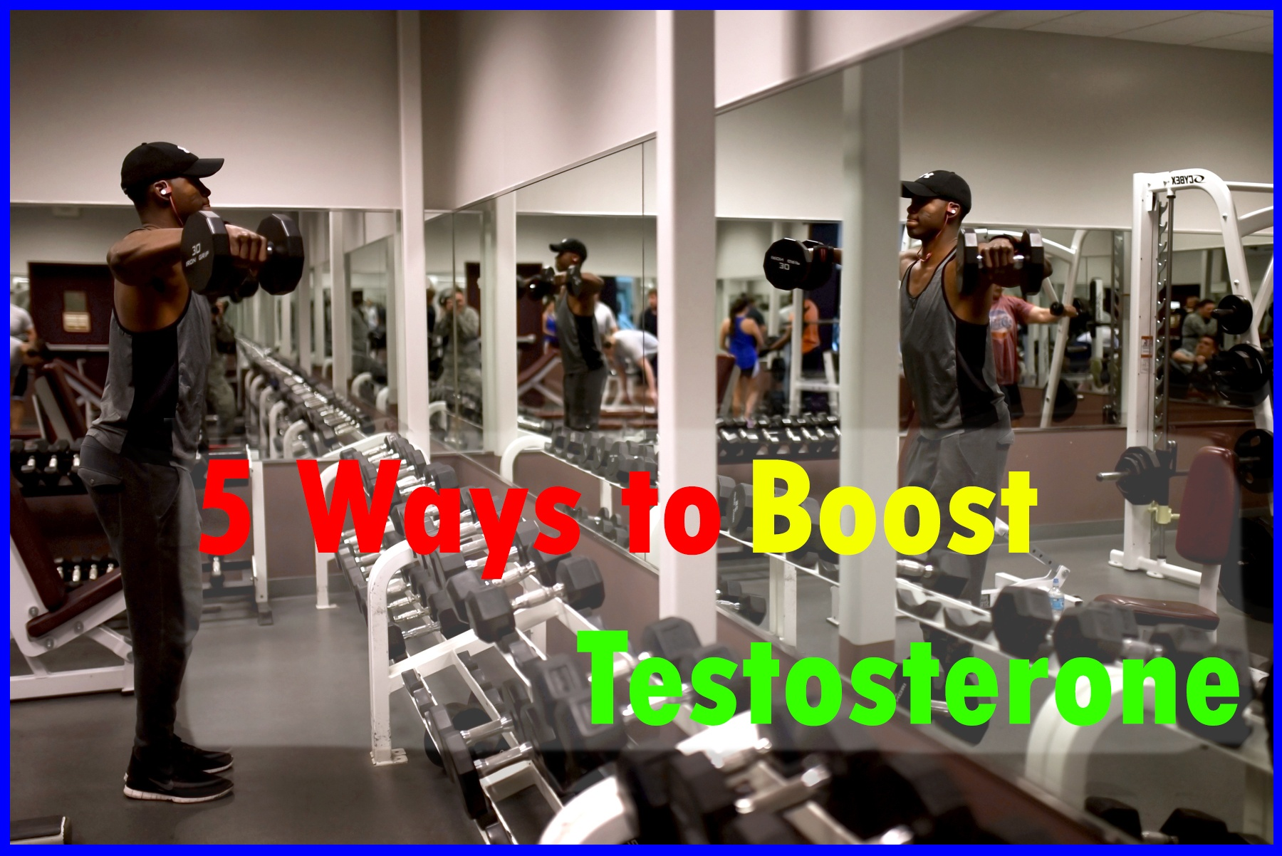 Natural Ways To Boost Testosterone Men S Health