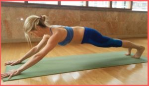Extended-Plank 6 packs abs