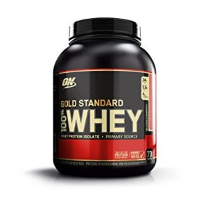 on whey protein for muscles building gain fast