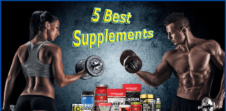 Best Supplements mass gain