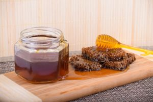 honey raw honey natural sugar