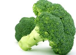 Broccoli vegetable high protein
