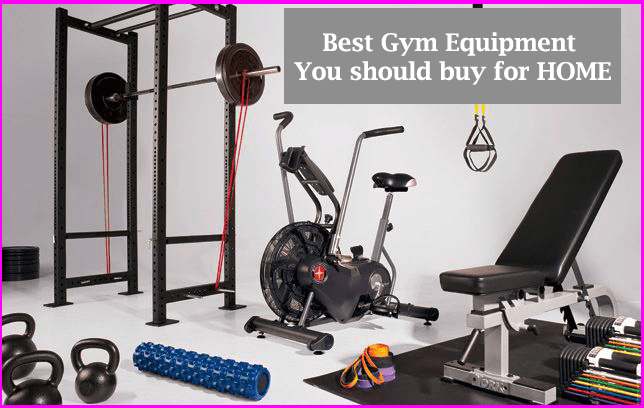 best gym product you need to buy for home exercise