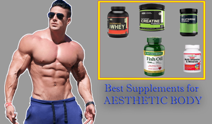 BEST SUPPLEMENT ( supplements ) FOR AESTHETIC BODY