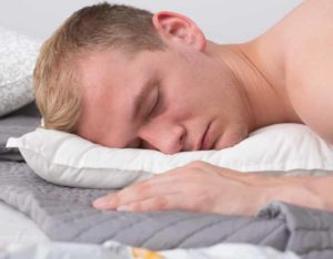 how much time should i sleep after gym for better recovery