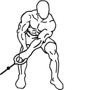 Bent-over-cable-lateral-raises