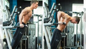 Chest Dips workouts