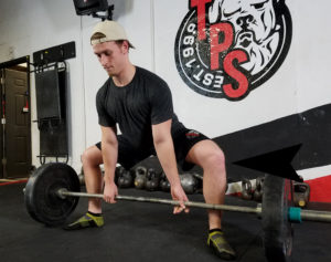 The Sumo Deadlift exercise perfect form variation