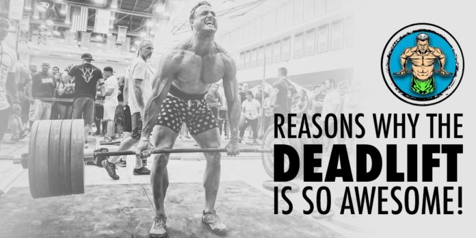 how to deadlift. best deadlift exercise form workout variation properly