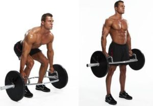how to perform perfect trap bar deadlift exercise form