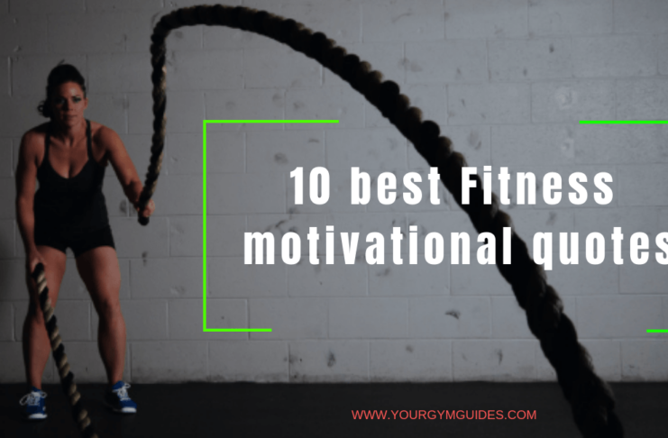 fitness motivation quotes to achieve your fitness goals