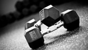 free-weight-exercises-dumbbells