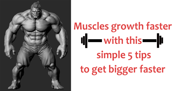 Tips That Will Get You Bigger Faster
