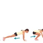 burpees cardiovascular exercise workout
