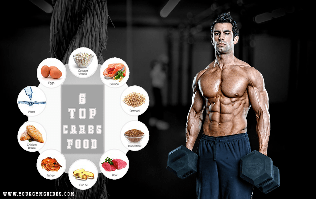6 Best Carbs for muscle gain how to gain muscle? your gym guides