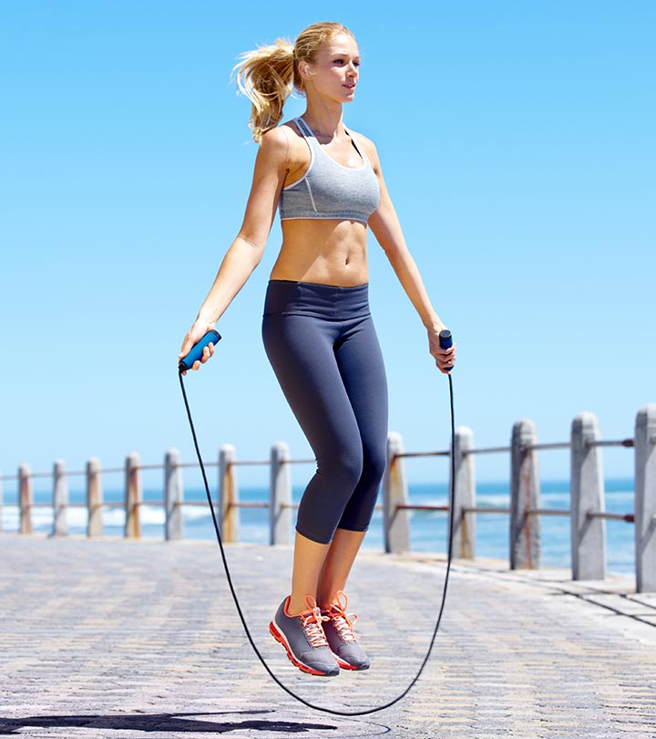 skipping cardiovascular exercises