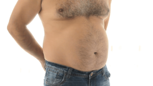 Gaining-fat-rapidly low testosterone level