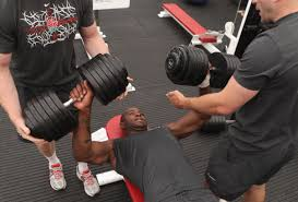 Dumbell Bench press too heavy weight