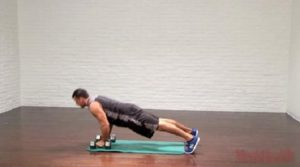 pushup is best exercise it dont need any gym equipment
