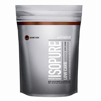 Isopure isolate whey protein