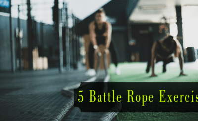 5 best battle ropes exercises