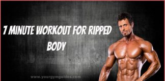 7 minute full body workout