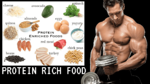 which food contains the most protein