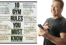 gym etiquette | 10 gym rules you must know