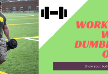 leg workout with dumbbells only