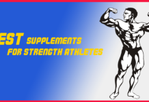 5 best supplements for strength athletes and For Bodybuilders