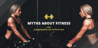 Myths about Fitness
