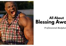All about Blessing Awodibu
