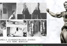 arnold schwarzenegger home workout