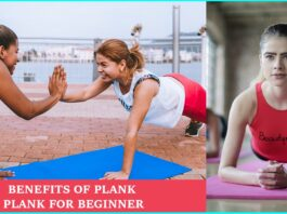 plank for beginners & benefits of planks