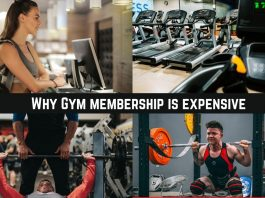 gym membership are expensive - is it worth it